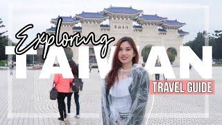Gambar cover TAIWAN BUDGET TRAVEL ITINERARY 2019: DAY 3 & 4 (AIRBNB, TAIPEI 101, CHIANG KAI-SHEK, XIMENDING, ETC