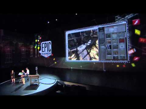 Flash-Based 3D Game Demo: Epic Games
