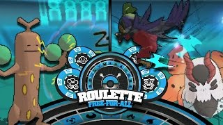 Pokemon ORAS Roulette Free For All: Pluck You I'll Bop It