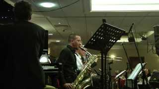 """DOWN IN HONKY TONK TOWN"": BENT PERSSON / THOMAS WINTELER at WHITLEY BAY 2012"