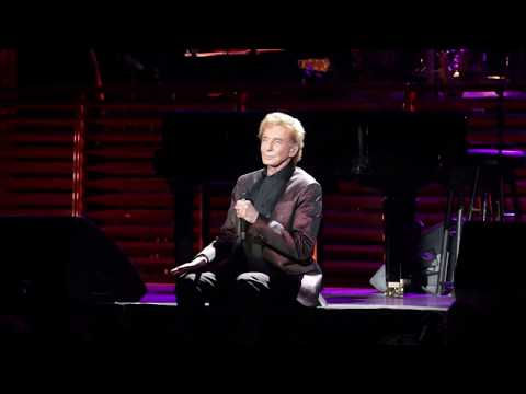Barry Manilow, Somewhere Down The Road, Prudential Center NJ