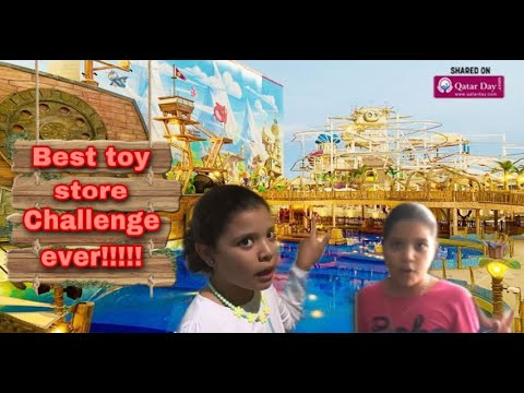 See we went to toys are us in festival city in Doha/Qatar 🥇🥈🥉🏆