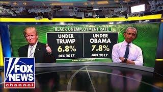 Larry Elder: Dems giving Trump zero credit on the economy