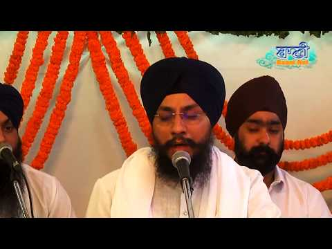 Bhai-Amarjeet-Singhji-Patiala-Wale-At-Jangpura-On-01-October-2017