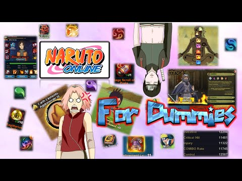 Naruto Online    Game Guide For Confused People - 2020