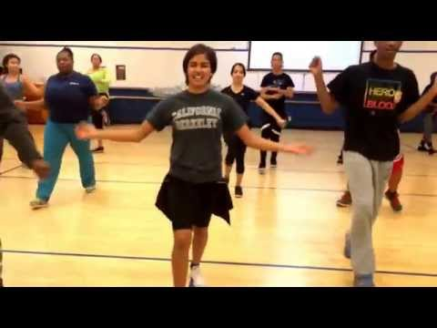 Solano Community College Beg Hip Hop Class Spring 2015