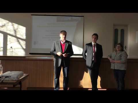 Розлади особистості - серія лекцій, проф. Герхард Дамманн
