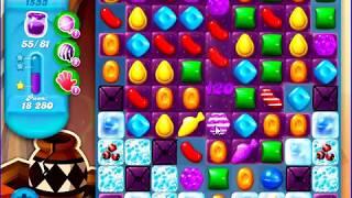 Candy Crush Saga SODA Level 1533 CE