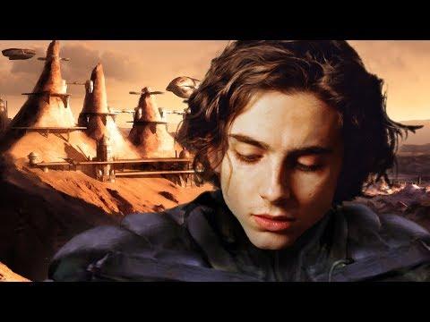 Dune Remake May Cast Oscar Nominee Timothee Chalamet
