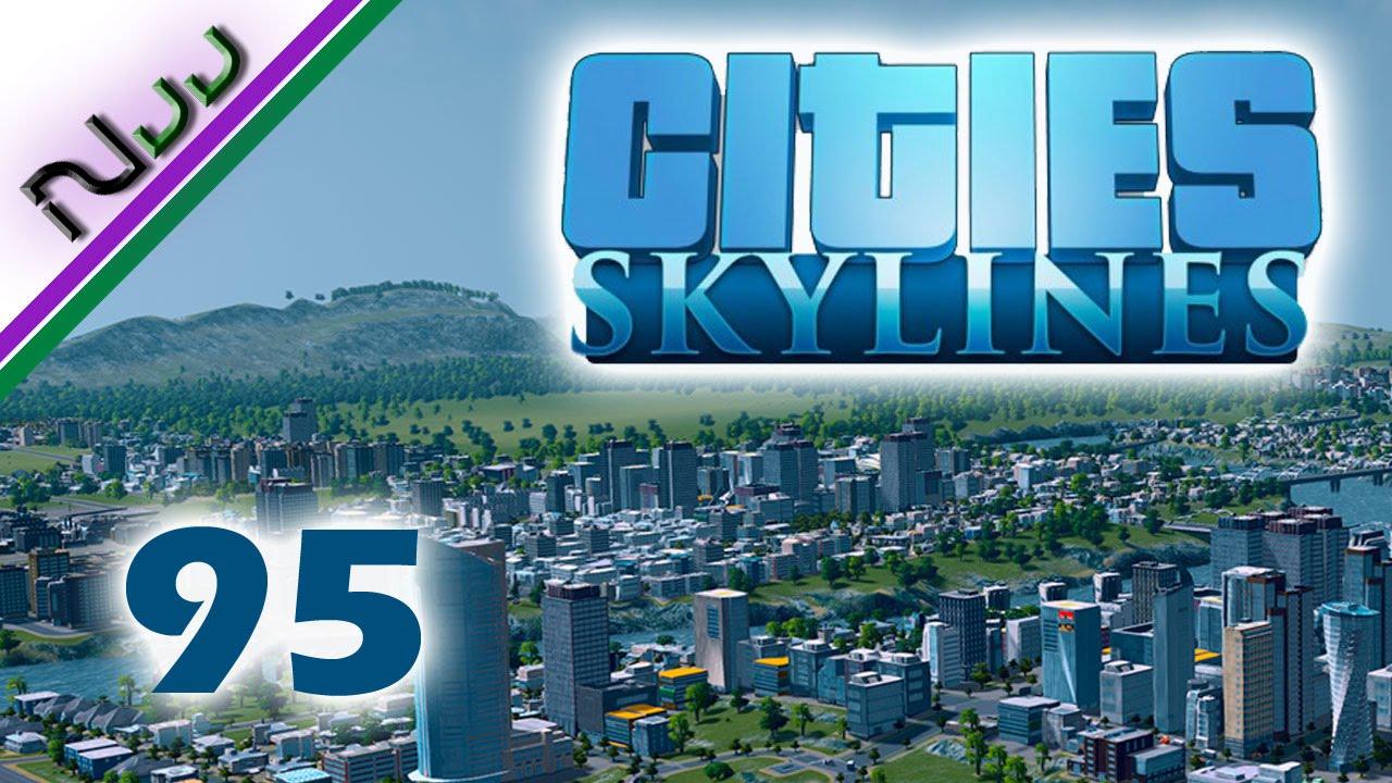 Cities Skylines - 95 - Cimtographer Mod! City Street Map!