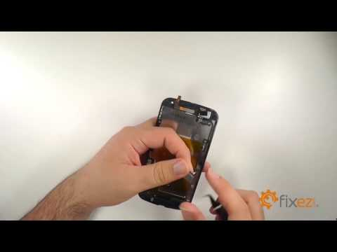 Motorola Moto G (2nd Gen) Teardown Video - Fixez.com