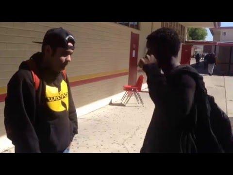 Ep2 hawthorne school life actors are Wayne turner in rapper Saul