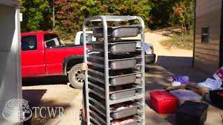 Feeding Time and Food Preparation at Turpentine Creek Wildlife Refuge