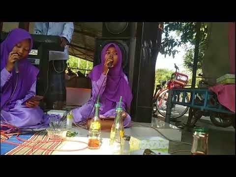 Khudzuni Vokal Cewek. Keren Banget. #al Amin