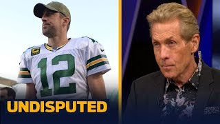 Aaron Rodgers is the LeBron of the NFL, will never take any blame — Skip Bayless | NFL | UNDISPUTED
