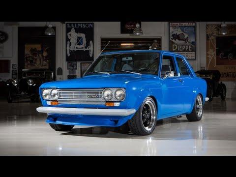 1971 Datsun 510 - Jay Leno's Garage - YouTube