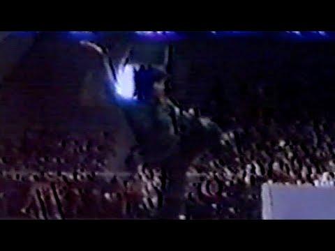 【武術】1984 女子通背拳 / 【Wushu】1984 Women Tongbeiquan