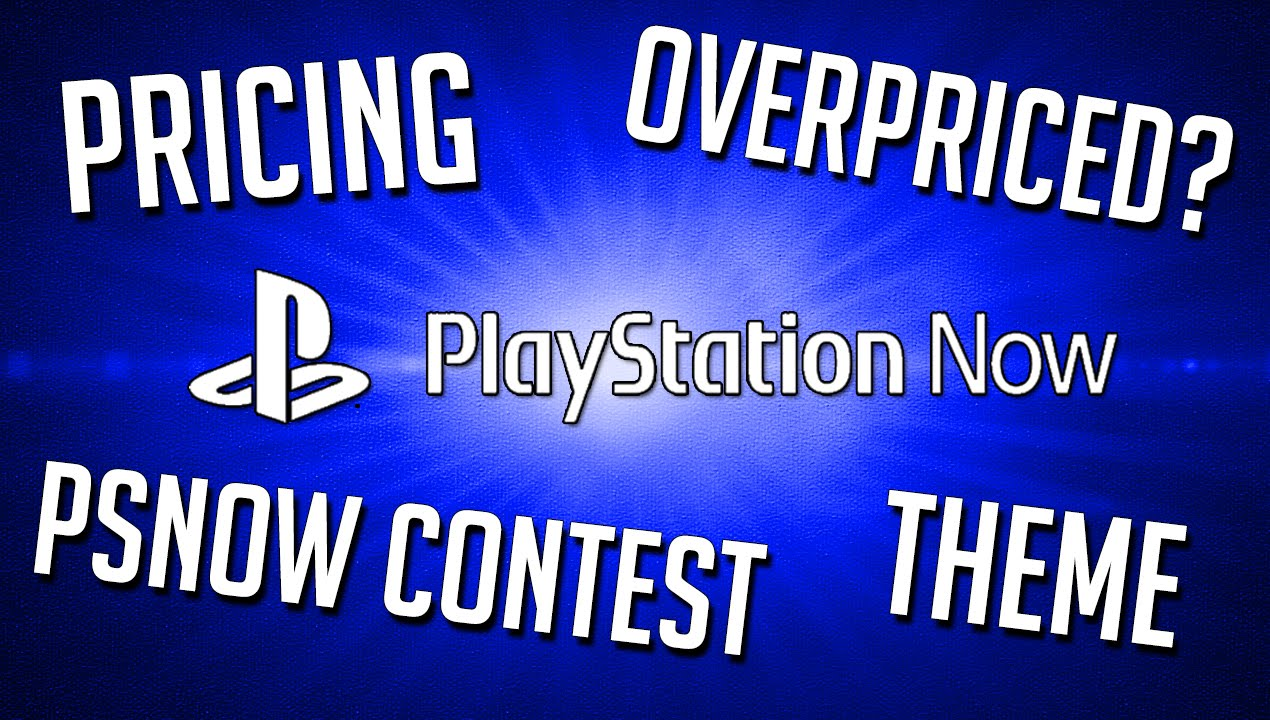 Playstation Now Subscription Service Pricing Psnow