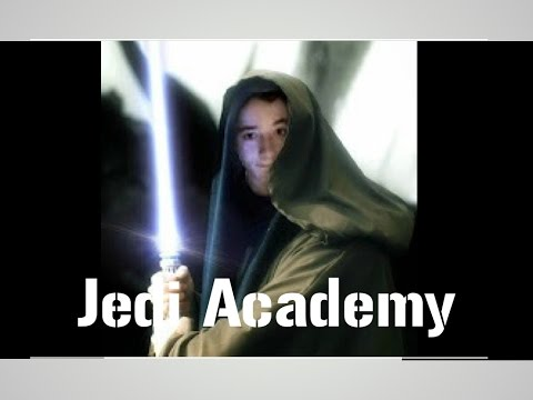 [Jedi Academy LP] #2 - JEDI TRAINING!