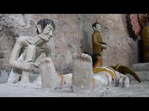 L'INDOCHINE sans visas 2ième série Laos