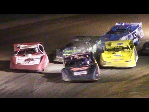 ULMS Super Late Model Heat Two | McKean County Family Raceway | 9-29-18