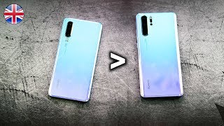 Huawei P30 | I'd take the regular one...