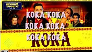 KOKA new song 2019  khandaani shafakhana  Badshah, Dhvani Bhanushali,Jasbir jassi  sonakshi, badshah