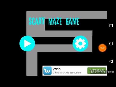Skary maze game terror interior  #1  