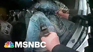 Body Camera Footage Shows Minnesota Police Shooting Of Daunte Wright   MSNBC