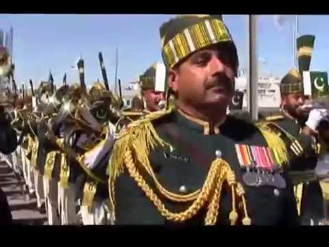 Pakistan Army Band Cape Town  Tattoo 2015