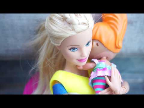 Thumbnail: LOL SURPRISE DOLLS Go To Swimming Lessons From BARBIE And Cutie Gets Scared Of Water!
