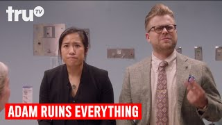 Adam Ruins Everything - The Truth about Mammograms | truTV