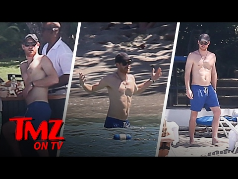 Prince Harry Put His Royal Bod On Display | TMZ TV