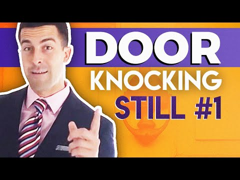 Door Knocking is the BEST Lead Generation!!!