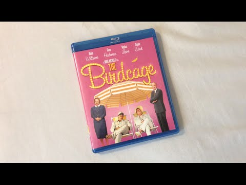 Download The Birdcage (1996) - Blu Ray Review and Unboxing