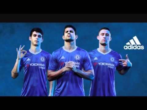 Chelsea FC 2016-17 Kit review