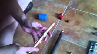 Abocardar tubo cobre split