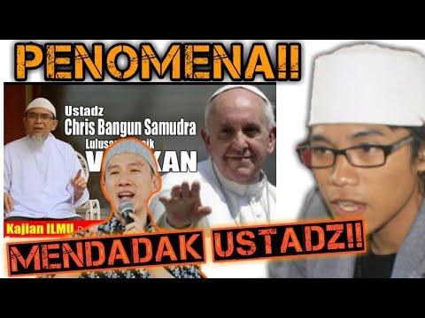 Ust Bangun Samudra Trending Di Tweeter S3 Vatikan, Saya Berbeda Pandangan Dengan Yang Menghujat..