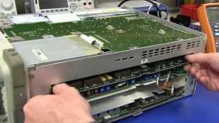 EEVblog #536 - HP35670A DSA Repair