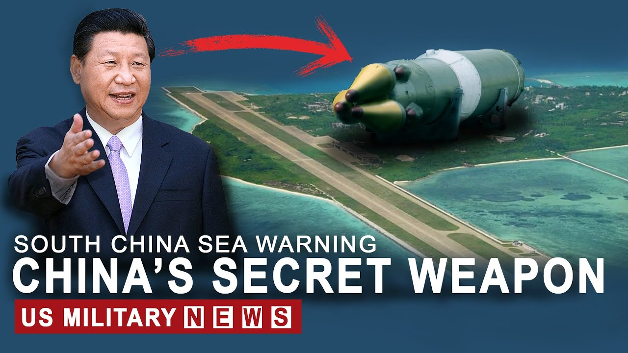 South China Sea warning: China prepared to 'use secret weapon' in Beijing 'tantrum