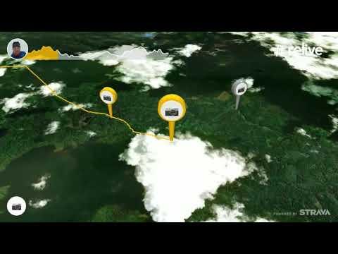 Большая Валдайская Тропа (половина маршрута)