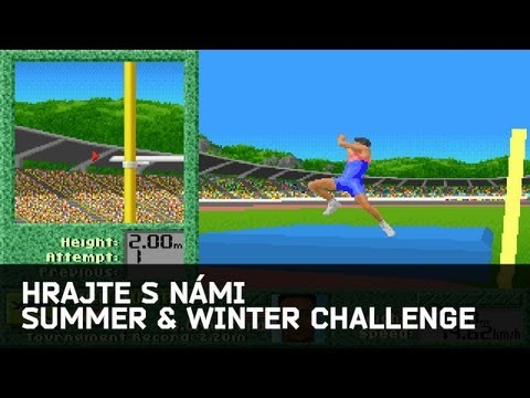 Retro Let's Play: Summer & Winter Challenge [CZ]