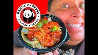 Panda Express® Peking Pork Review!