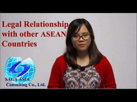 Legal Relationship with other ASEAN Countries