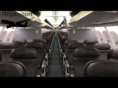 American Airlines 737 800 First Class Trip Report