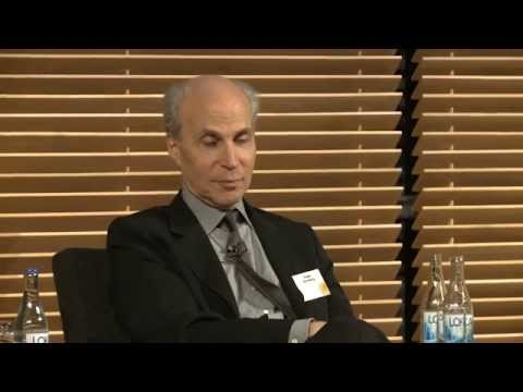 "Roger Kornberg - Panel Discussion - ""How to Create an Innovative Environment"""