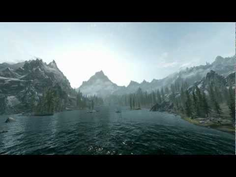 Why Skyrim is so beautiful (song in description)