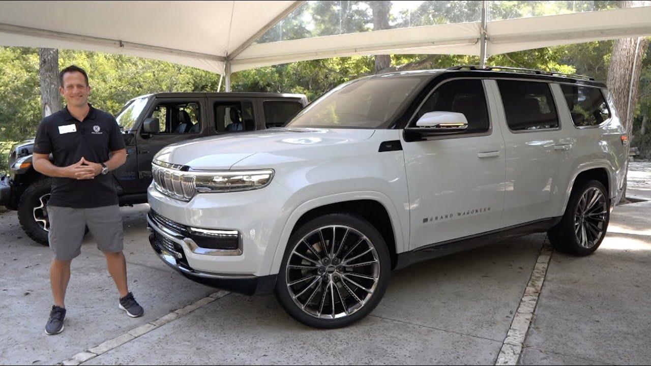 Dodge Wagoneer 2021 Price