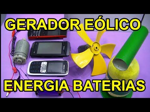 5448b81f064 GERADOR EÓLICO - FUNÇÃO DO DIODO NO CARREGAMENTO DE BATERIAS - YouTube