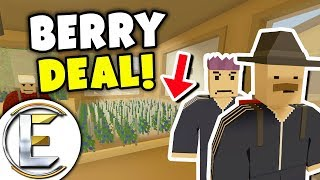 Berry Deal! - Unturned Gangster Roleplay (We Have a Undercover Cop ...